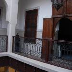 Balcony of the 1st floor