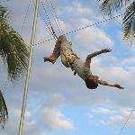 Flying Trapese