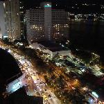Night View from Hotel