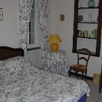 The main bedroom
