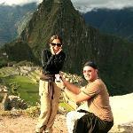 Getting  Engaged in Machu Picchu