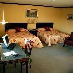 Photo de Hotel Plante