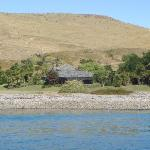 The island is owned by 2 NZ merchant bankers, houses rented out for NZ$20,000 a night