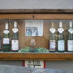 The wines: Halfenhof