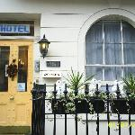 the Ebury House Hotel