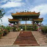 Buddist Temple Kota Kinabalu
