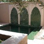 piscine privée de notre villa