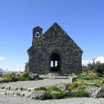 Church of the good shepard, Tekapo