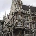 Architecture of the Neues Rathaus