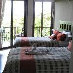 bedroom in a 3BR casa
