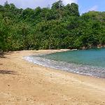 irgendein Strand auf Tobago (Name vergessen)