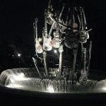Hard Rock Orlando Front Drive at Night 9-2007