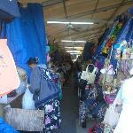 Nassau,Bahamas Straw Market