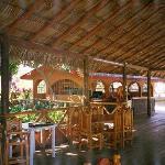 Palapa restaurant