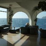 reception, lounge