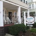 The Serendipity B & B on 9th Street in OCNJ.