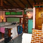 bungalow inside