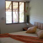 Our room at Finca los Caballos
