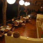 restaurante hotel punta india