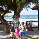 grandma,maria,jorgos and manoli