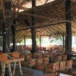 Tropical Hut disco