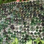 Charlie's Bottle Wall in Tulum