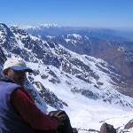 Mount Toubkal Foto