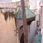View into the Medina below