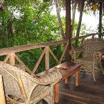 Balcony - La Lancha Lodge Photo