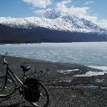 Biking the Lakeside Tr at Eklutna SRA
