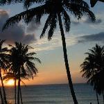 Sunset on Kepuhi Bay