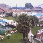 Ihusi hotel garden