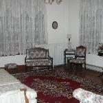 Parlor in B&B