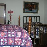 patrotic room