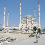Adana Mosque - Enroute to Mersin
