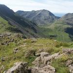 Scottish Mountains - Island of Rhum