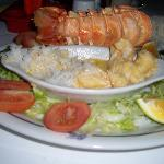 Lobster at Mr Carringtons!