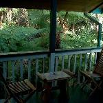 private lanai - Treehouse Suite