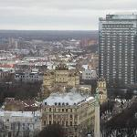 Reval Hotel and Orthodox Cathedral