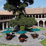 Monasterio's Courtyard