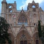Lala Mustafa Pasha Mosquee (St. Nicholas Church)