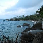 La Piscina - Parque Tayrona