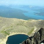 Crater Lake Mt. Lanning