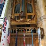 Christchurch Cathedral Organ