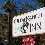 Old Ranch Inn at Christmas time