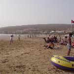 Tarhazout beach