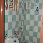 Badezimmer beim 1.Besuch