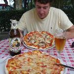 Lunch at Lake Bolsena