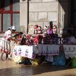 Huichol vendors