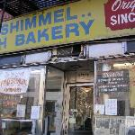 Yonah Shimmel's Knish Shop